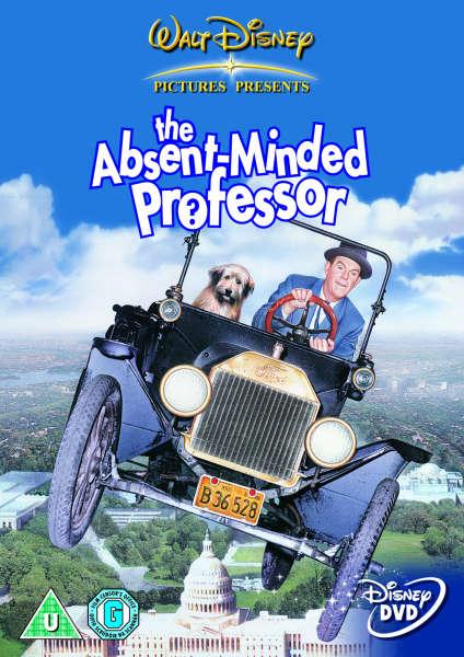 The Absent Minded Professor Dvd Zavvi