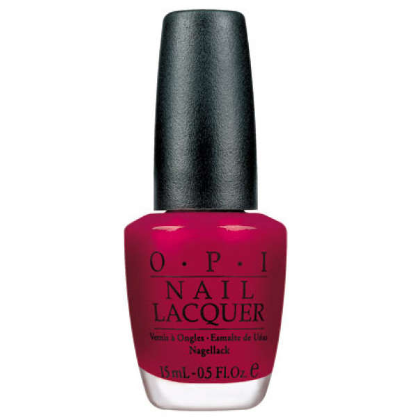 OPI Nail Varnish - I'm Not Really a Waitress (15ml)