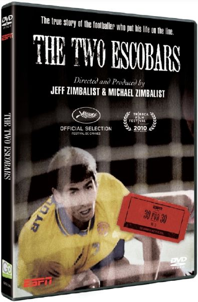 the two escobars Andrés escobar saldarriaga (13 march 1967 – 2 july 1994) was a colombian footballer who played as a defender espn broadcast the two escobars.