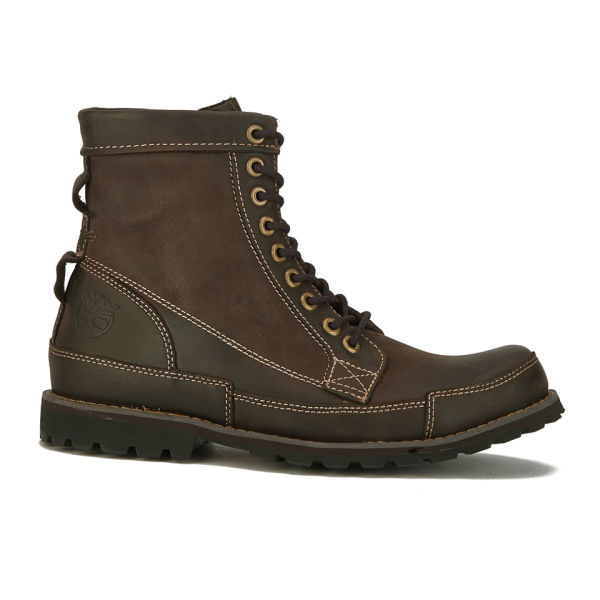 Timberland Menns Earthkeepers 6 Tommers Boot Mørk Brun D5SqHvf