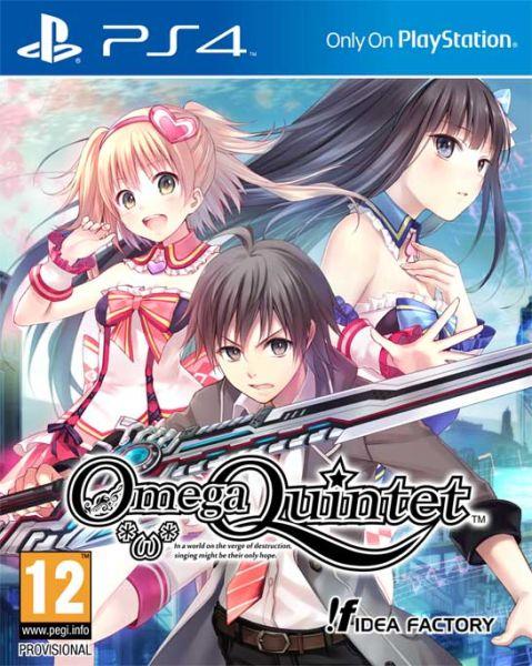 Omega Quintet PS