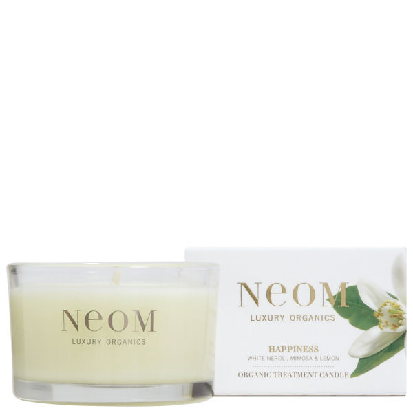NEOM ORGANIC TREATMENT CANDLE - HAPPINESS (400G)