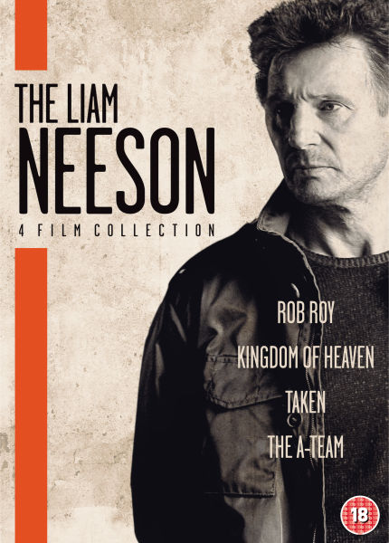 The Liam Neeson Film Collection