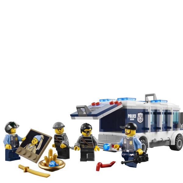 LEGO City Museum Break-in - Byrnes Online