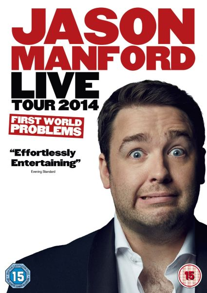 Jason Manford: First World Problems