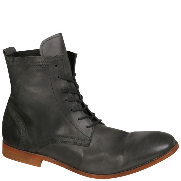 H Shoes By Hudson Men S Swathmore Calf Leather Boots