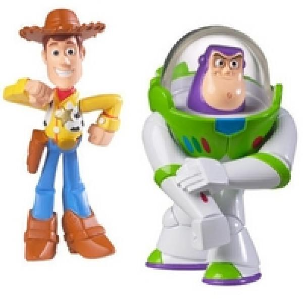Toy Story 3: Buddy Pack Laser Buzz Lightyear