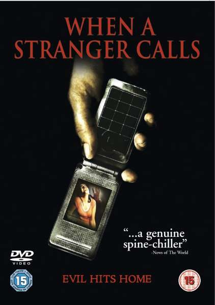 When A Stranger Calls Dvd