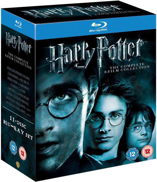 Harry Potter - L'intégrale (1 à 7.2)