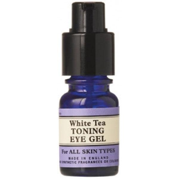 NEAL'S YARD REMEDIES WHITE TEA TONING EYE GEL (10ML)