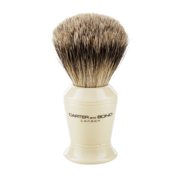 Carter and Bond The 'Clarence' Shaving Brush