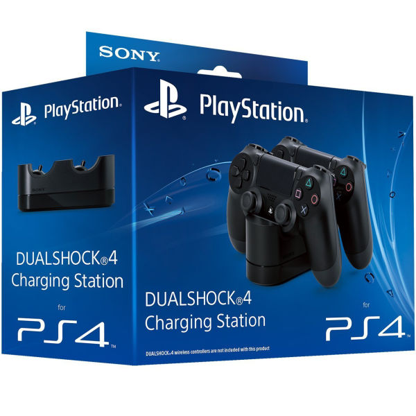 Station de Charge Sony PlayStation 4 DualShock 4