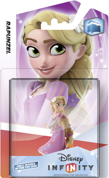 Disney Infinity: Rapunzel Figure Games | Zavvi