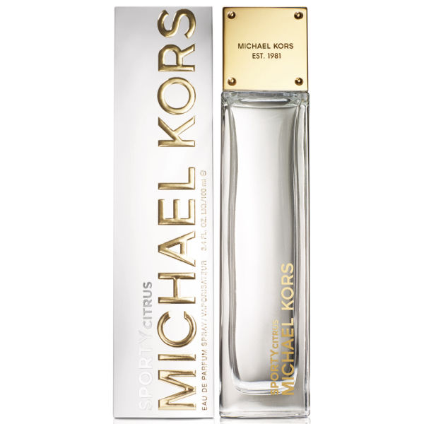 Michael Kors Sporty Mandarin Eau de Parfum 100 ml