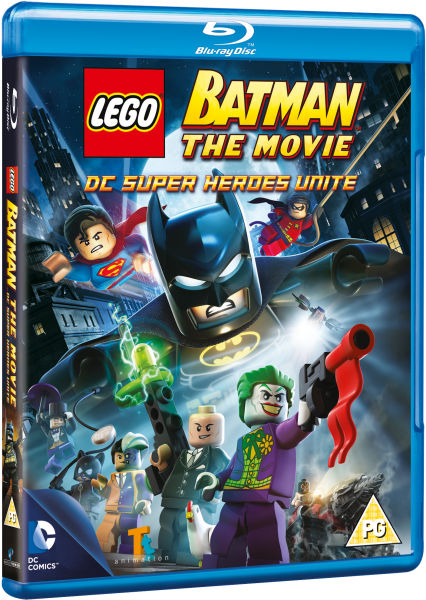 Lego batman blu ray zavvi espa a for Codigos de lego batman