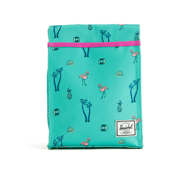 Herschel Supply Co Can Lunch Bag South Beach Image 1