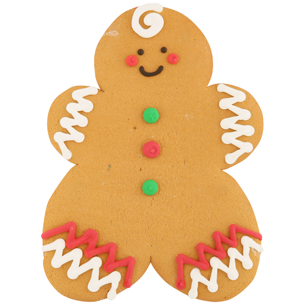Extra Large Gingerbread Boy Iwoot