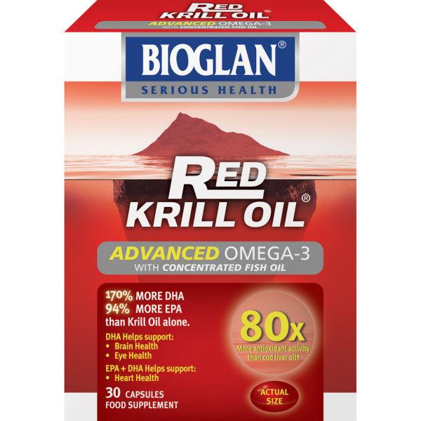 Bioglan红磷虾油(30粒)