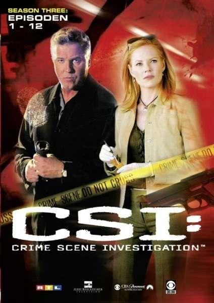 Csi Crime Scene Investigation Season 3 Episodes 1 12