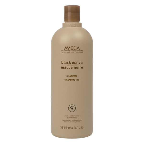 Aveda Pure Plant Black Malva Shampoo (1000 ml) - (Værdi: £70,00)