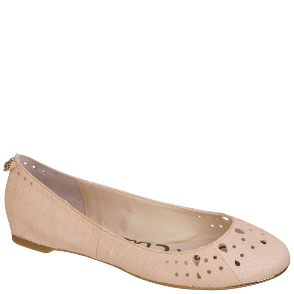 Sam Edelman Women's Leighton Ballet Pumps - Peach