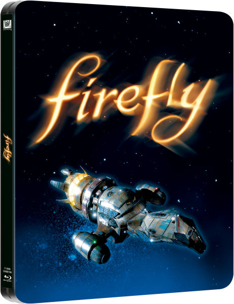 Firefly The Complete Series Steelbook Edition Blu Ray