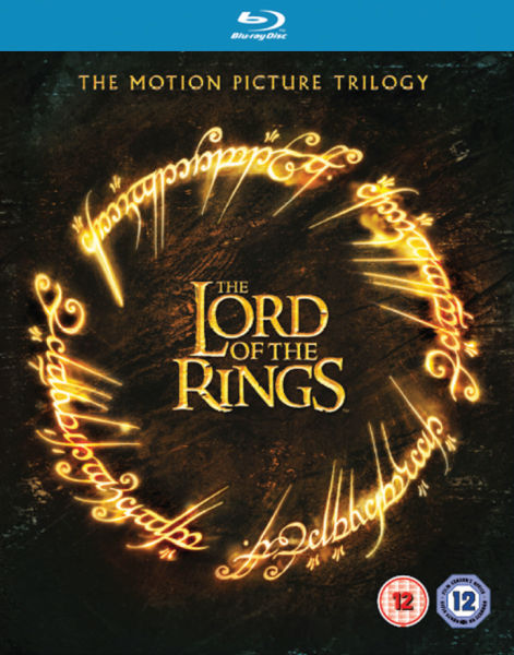 The Lord of the Rings Trilogy - Theatrical Edition Slim Box Set