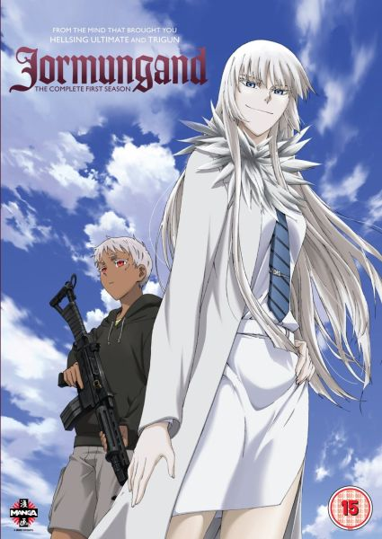 Jormungand - The Complete Season 1