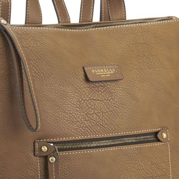 Fiorelli Lexi Backpack - Tan Womens Accessories