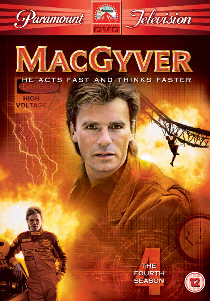 MacGyver - Complete Season 4 [Repackaged]