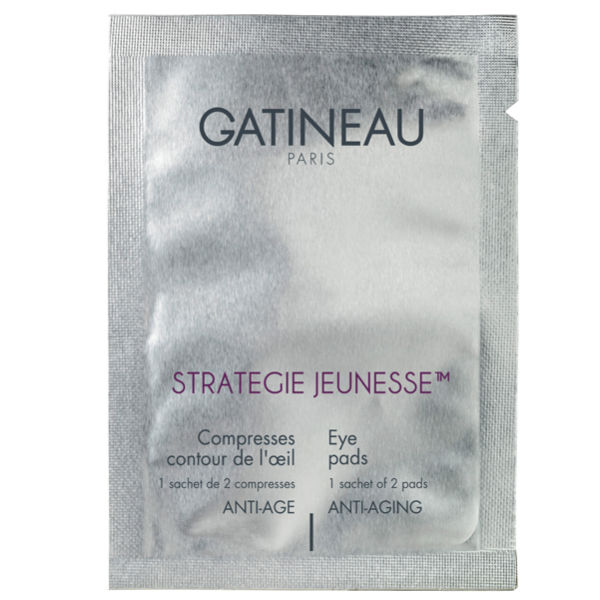 Gatineau Strategie Jeunesse Eye Pads (6X2 Pads)
