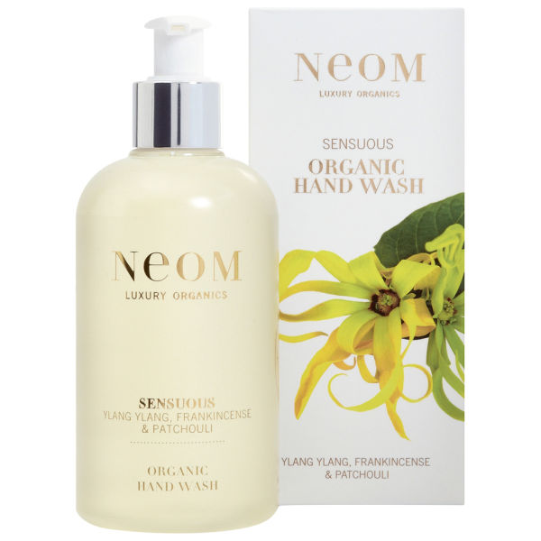 Neom Luxury Organics Body Wash - Sensuous (240ml)
