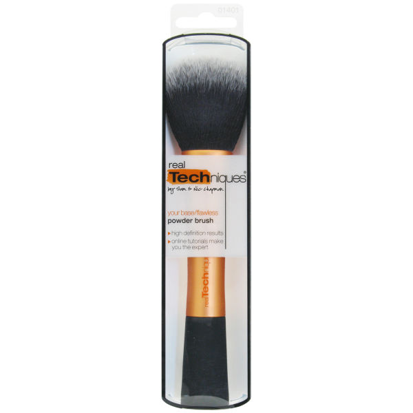 Real Techniques Powder Brush Puder Pinsel