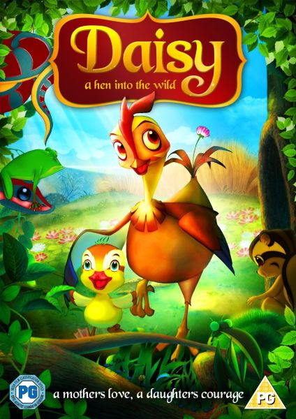 Daisy A Hen Into The Wild Dvd Zavvi