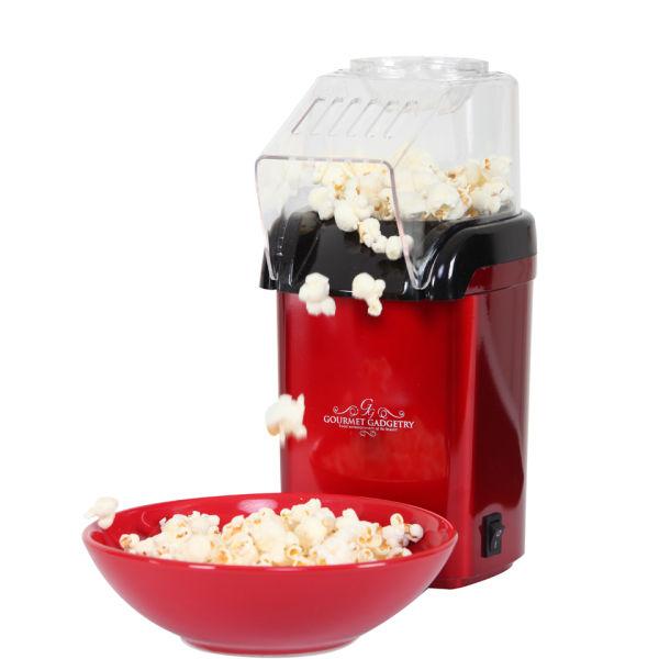 Gourmet Gadgetry Retro Diner Popcorn Maker Image 2