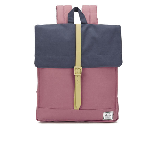 Herschel Supply Co. Women s Classic City Mid Volume Backpack - Dusty  Blush Navy - Free UK Delivery over £50 870800752a