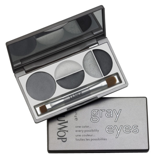 DuWop Eye Palettes - Gray Eyes 3.6g