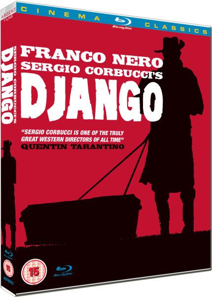 Django - Remastered and Uncut