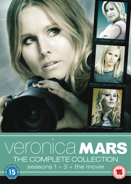 The Veronica Mars Collection - Series 1-3 (Includes Movie)