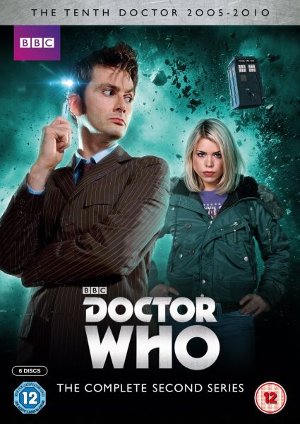 Doctor Who: The Complete Series 2 (Repack)