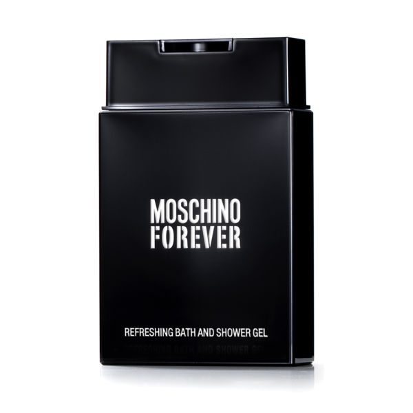 Gel de ducha Forever de Moschino 200 ml
