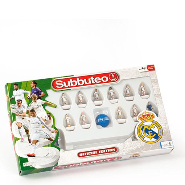 Subbuteo équipe du Real Madrid