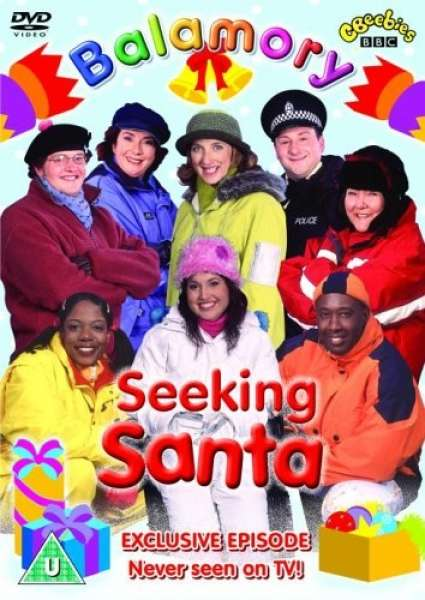 Balamory Seeking Santa Iwoot