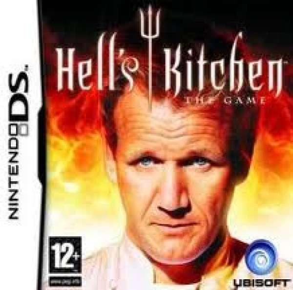 hells kitchen nintendo ds zavvi