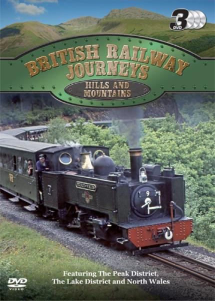 British Railway Journeys Box Set - Hills & Mountains