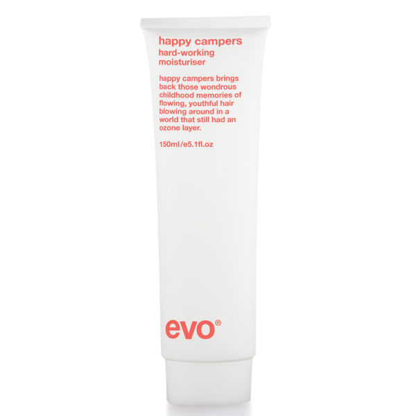 Evo Happy Campers Hard Working Leave In Moisturiser (150ml)