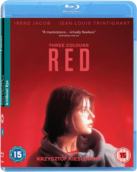 Three Colours: Red