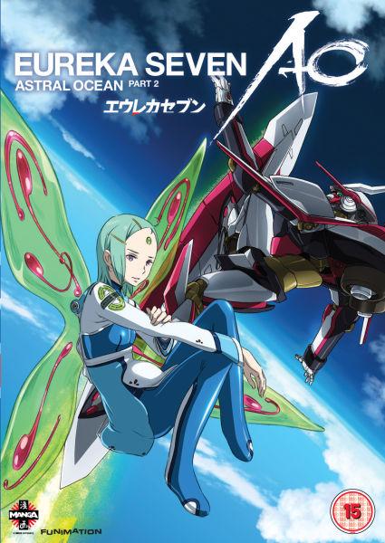 Eureka Seven AO (Astral Ocean) - Part 2: Episodes 12-24