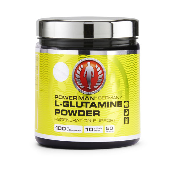 Powerman L Glutamine