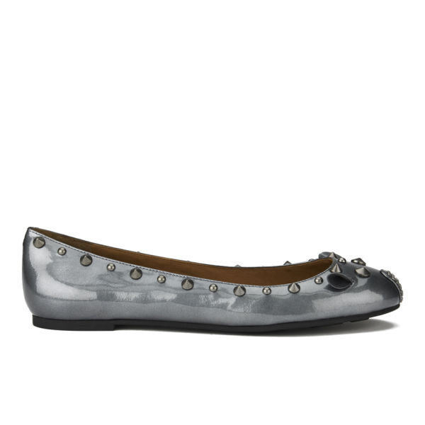 Marc Jacobs Leather Ballet Flats View Online Wiki Cheap Price Bulk Designs 2rp5AW